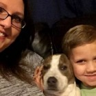Six-Year-Old Boy Has Tearful Reunion With Missing Dog