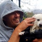 Bosnian Taxi Driver Heroically Saves Dog from Being Drown in a River
