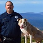 First New York Pit Bull Police Dog to Receive Honors