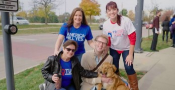 Amid Election Friction, Dogs are the Great Unifier
