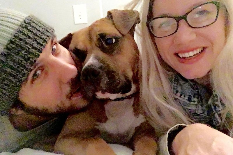 Foster Dog Stops Burglary and Gets Rewarded With a Forever Family