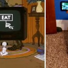 Dog Loves Watching TV So Much That Her Family Got One Just for Her