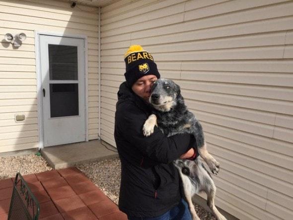 1.12.17 - officer adopts blind dog3