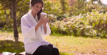 """""""CUT!!!"""" Hilarious Dog Cameo in Bride's Video"""