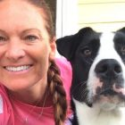 Air Force Combat Vet Stays Grounded … Through The Love of A Rescue Dog