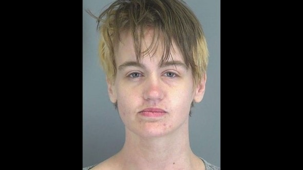 Tracey Carr (Photo courtesy of Spartanburg Co. Sheriff's Office)