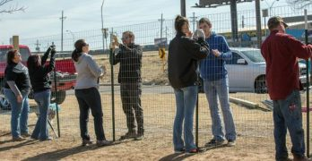 Texas Charity Provides Fencing to Further Its Mission to Unchain Dogs
