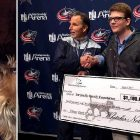 Ohio Teen Turns His Love for Dogs and Hockey into a Wildly Successful Business – and a Charity