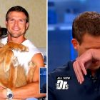 The Doctors' Tribute to Dr. Travis' Dying Dog Nala Brings Him to Tears