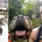 Man and Dog Saved Each Other's Lives, & Now They Take the Best Adventures