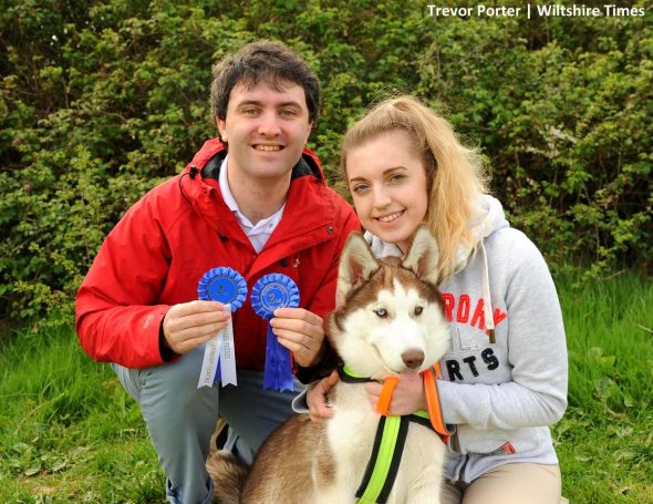 Rescued Romanian Street Dog Wins a Top Honor at a Dog Show - LIFE