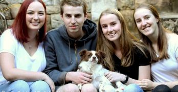 Miracle Dog Survives Being Run Over by THREE Trains