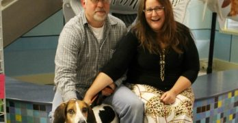 "Navy Vet's Ailing Special-Needs Dog Gets A Second ""Second Chance"""