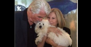 Singer Barbra Streisand Mourns The Loss of Her Senior Dog