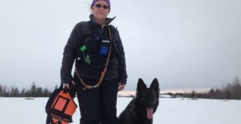 Maine Search & Rescue Dog's First Find: A Missing 5-Year-Old-Boy