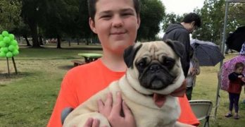 Pug Party! Pug-Loving Boy With Autism Has Best Birthday Ever!