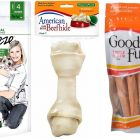 Rawhide Treats Recalled Due to Unapproved Chemical That's Causing Dogs to Fall Ill