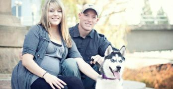 Dog Lost In Windstorm Two Years Ago Finally Comes Home