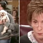 In Dog Ownership Dispute, Judge Judy Lets The Dog Decide: Watch!