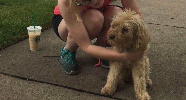 Woman Has Chance Reunion With The Dog Her Parents Gave Away. Get Your Tissues.