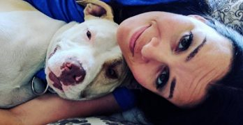 When Marika Was Diagnosed With Stage 3 Cancer, She Decided To Adopt A Dog….