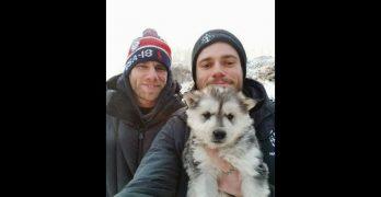 """Heartbroken"" Olympian Gus Kenworthy Visits Korean Dog Meat Farm, Adopts Pup"