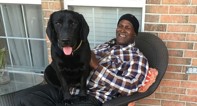 Man Exonerated After 38 Years Reunites With The Pup He Raised In Prison