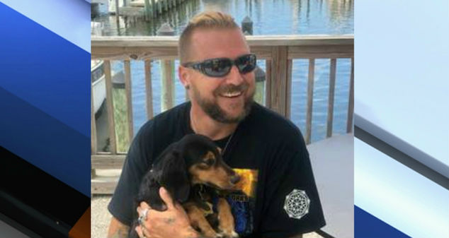 Florida pup swims three miles to safety after falling off sailboat in storm