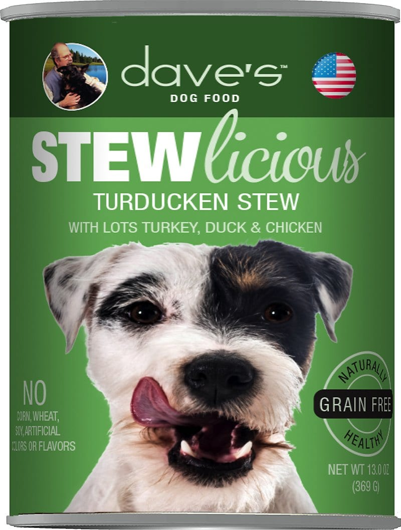 Dave's Pet Food Review